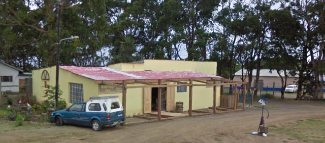 Springbok Farm Stall (March 2010) Photo credit: Google Earth